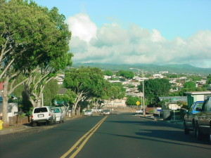 Local living in Pearl City