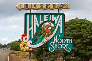 Welcome to Haleiwa