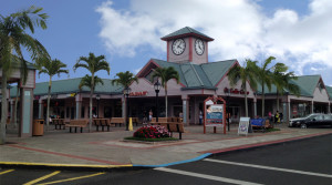 Shopping at Mililani Town Center