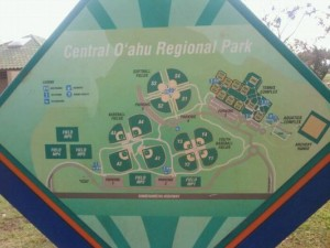 Enjoy the Central Oahu Regional Park in Waipahu