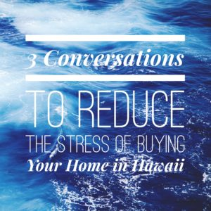 Home Buying Conversation