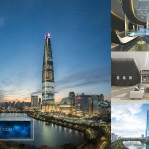 Magnificent Signiel Residences at the Lotte World Tower Now Selling